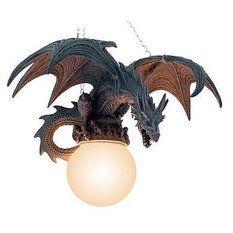 lampa Dragon