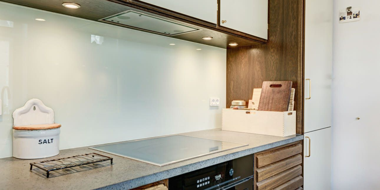 Smoked Oak | Kitchen | Pinterest | Craftsman kitchen, Smoking and ...