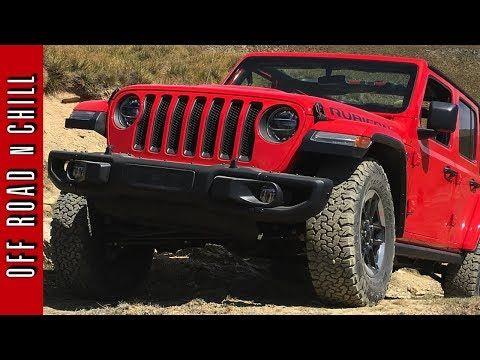 New Jeep Wrangler JL Off Road Video | 2018 Jeep Wrangler JL Offroading - YouTube