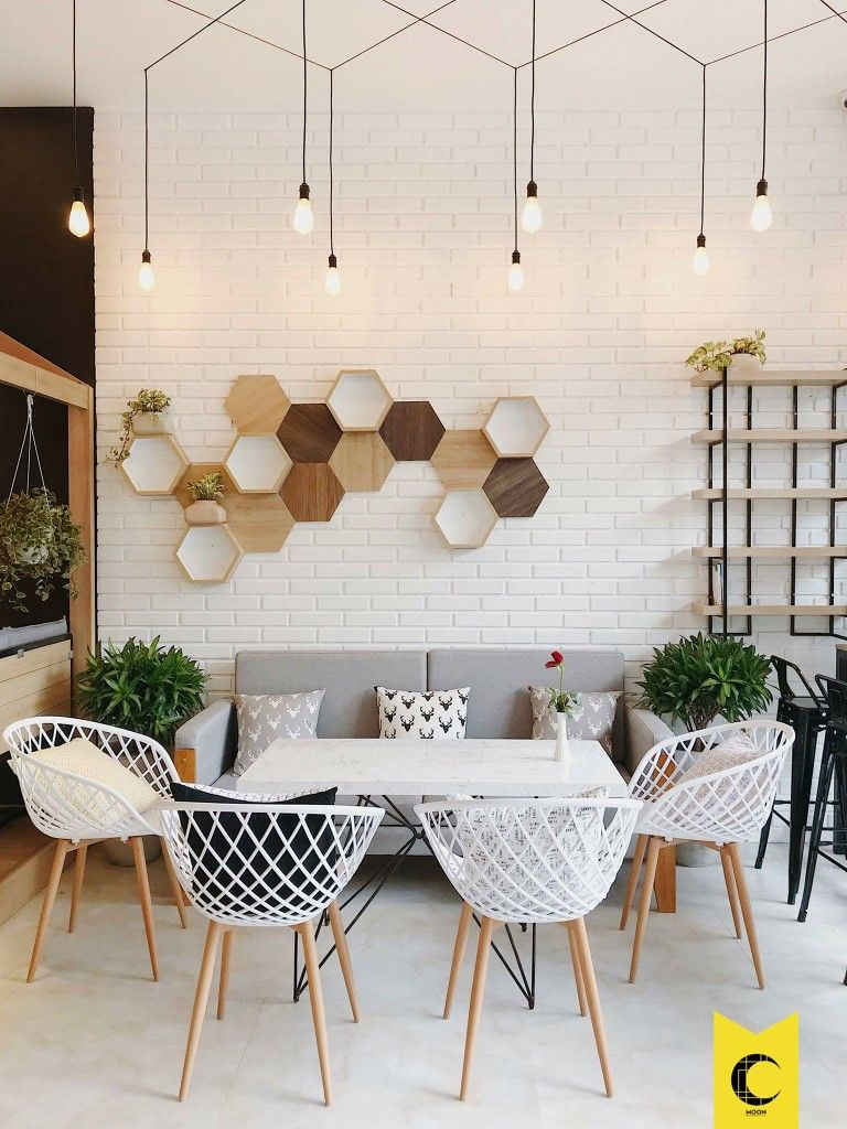Subtle And Classy With Images Modern Coffee Shop Coffee Shop