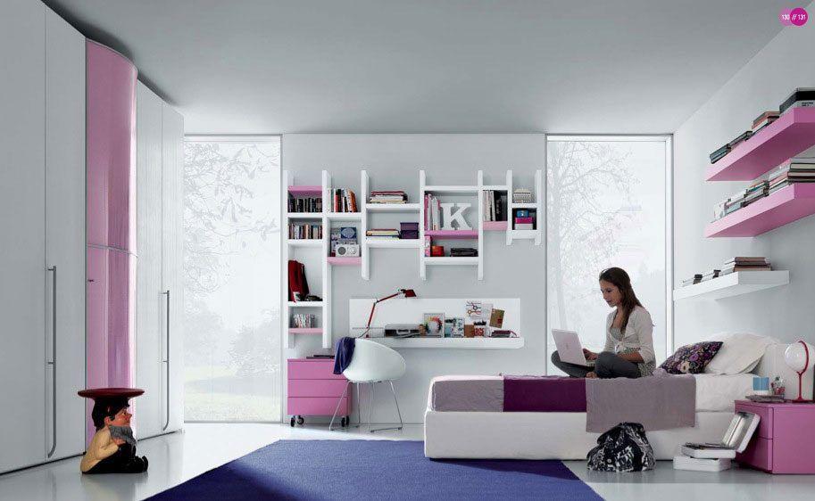 habitaciones de ensueño para adolescentes - | Habitaciones ...