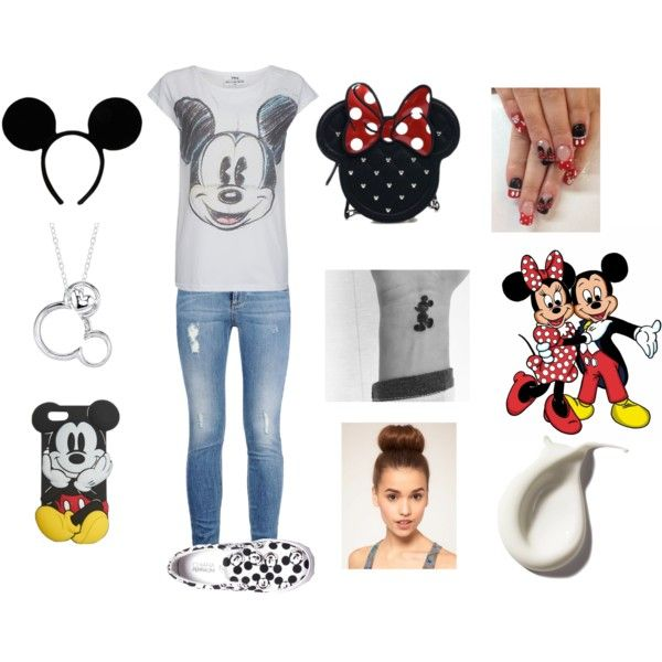Minnie+Mickey Mouse