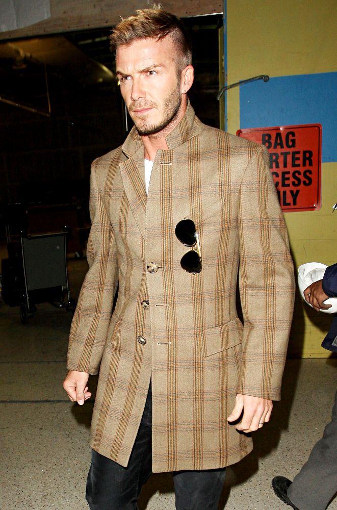 David Beckham Style | JK's blog