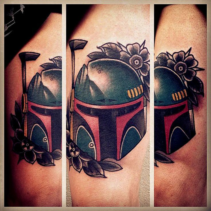 traditional boba fett tattoo designs - Sök på Google