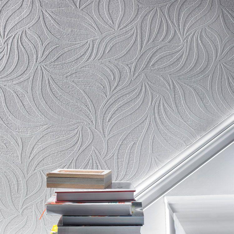 Eden Paintable Wallpaper