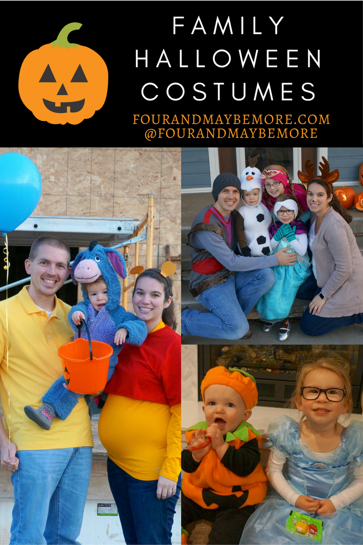 Family Halloween Costume Ideas Pregnant and toddler siblings and family of six!  sc 1 st  Pinterest & Family Halloween Costume Ideas: Pregnant and toddler siblings and ...