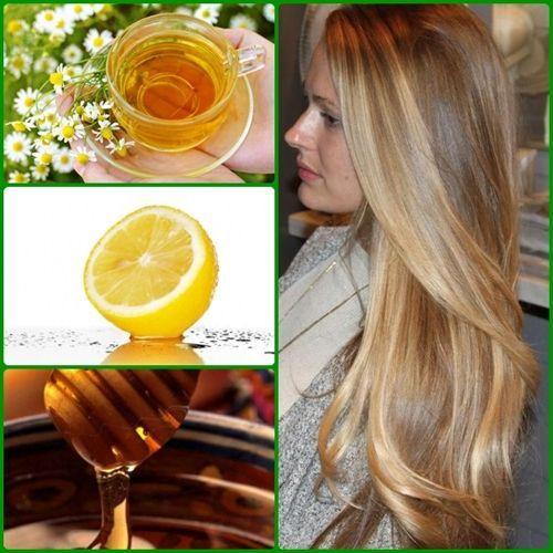 Descubre un listado de productos completamente naturales para aclarar el cabello de una forma muy efectiva y rápida.