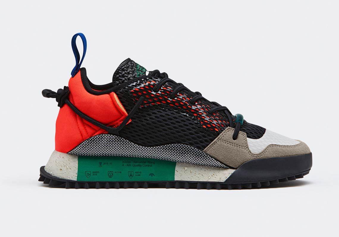 new style d82ff dfeb8 adidas Originals x Alexander Wang AW Run + Reissue Run Release Info   SneakerNews.com