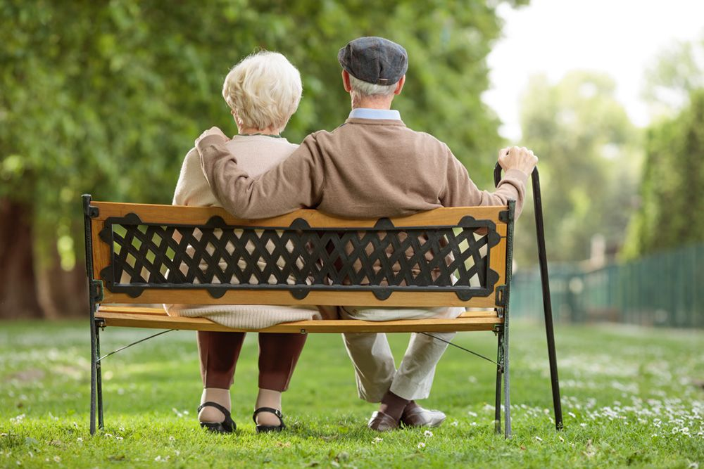 Where would I like to live in my old age Alles gute zum