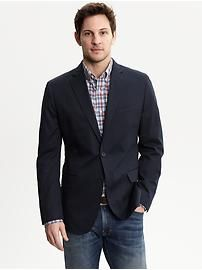 Men's Apparel: lightweight blazers work | Banana Republic