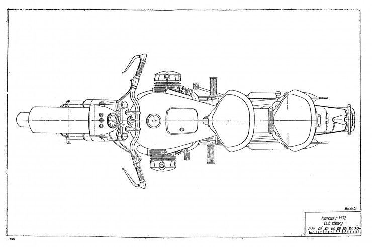 russian m blueprints engineering dnepr m 72 ural engineering diagram