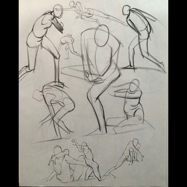 Ron Lemen With Images Human Drawing Sketches Figure Drawing