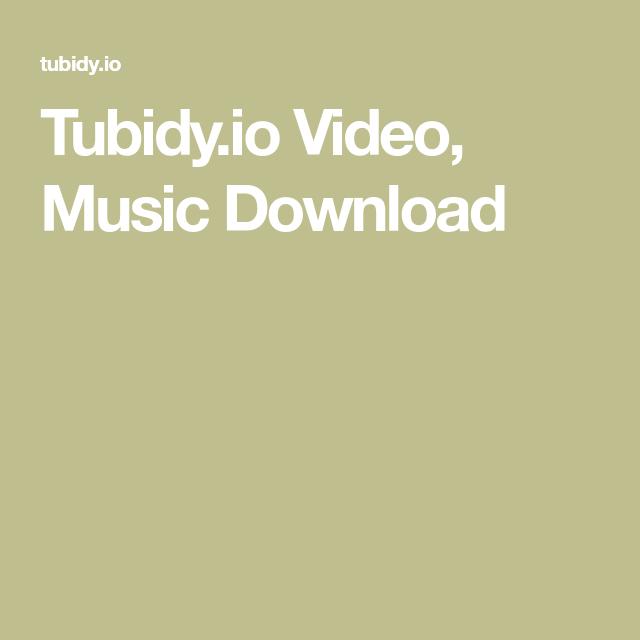 Tubidy Io Video Music Download Musik Baru Musik Hiburan