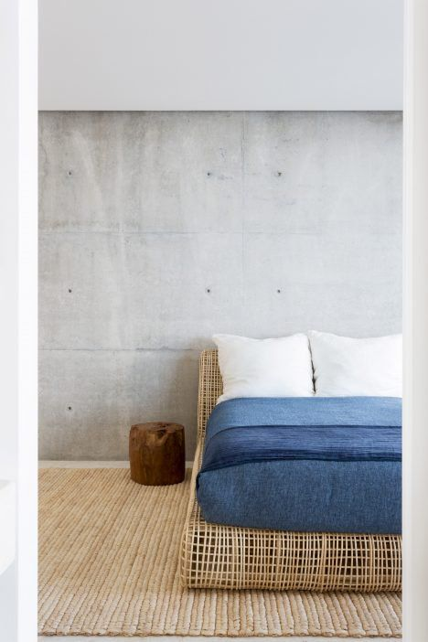 Maia Modern Bedroom Set: Filmmaker's First Architectural Project Is Modernism