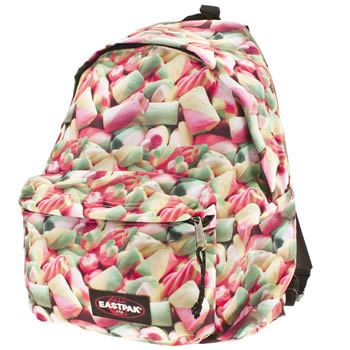 Accessories Multi Eastpak Padded Pak Marshmallow at Schuh | Sac