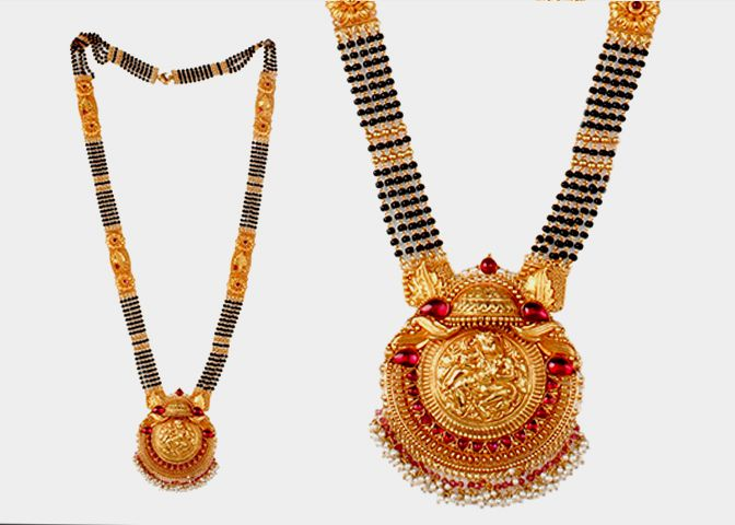 Mangalsutra Gold Mangalsutra Designs Real Gold Jewelry