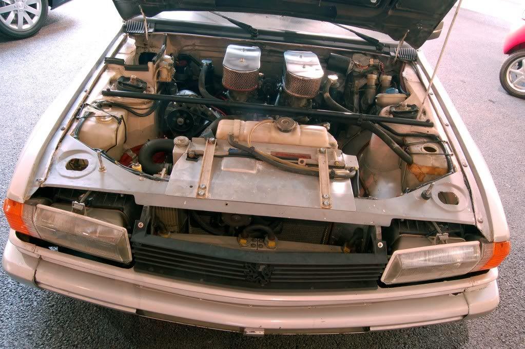 Peugeot 305 V6 Rallye: l'oubliée de Sochaux ! | Rallye, Peugeot ...