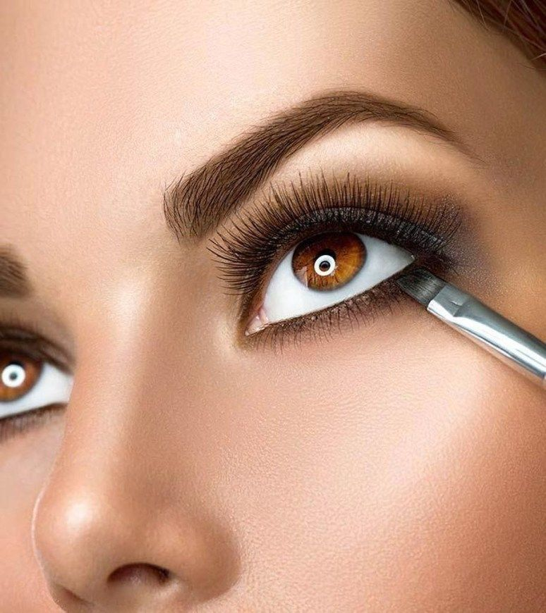 Fashion Style Men & Women Eye makeup