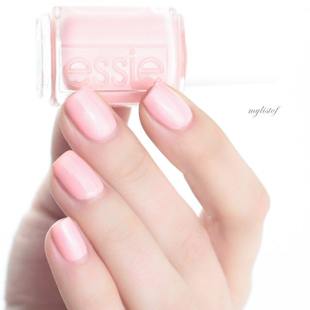 Essie Bridal 2016 - Steal His Name   Perfectly Polished   Pinterest ...
