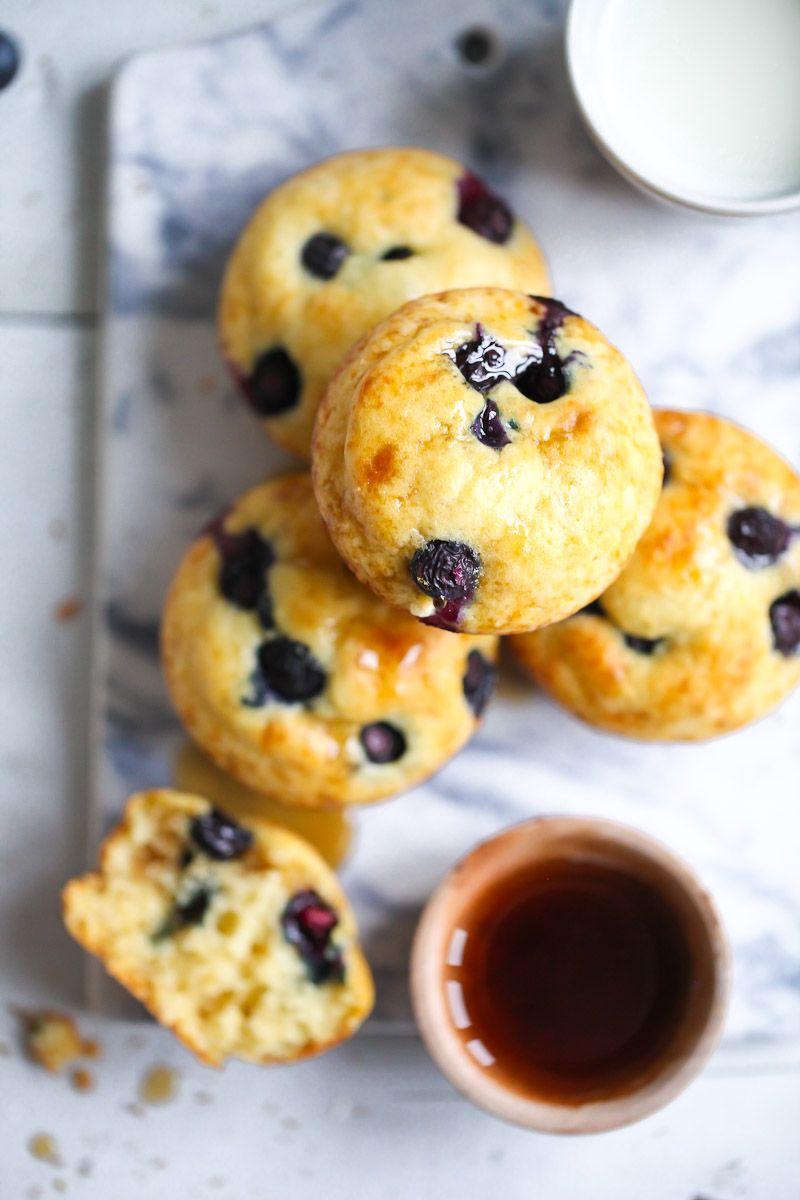 pancake muffin rezept mit blaubeeren einfacher pancake foodblog. Black Bedroom Furniture Sets. Home Design Ideas