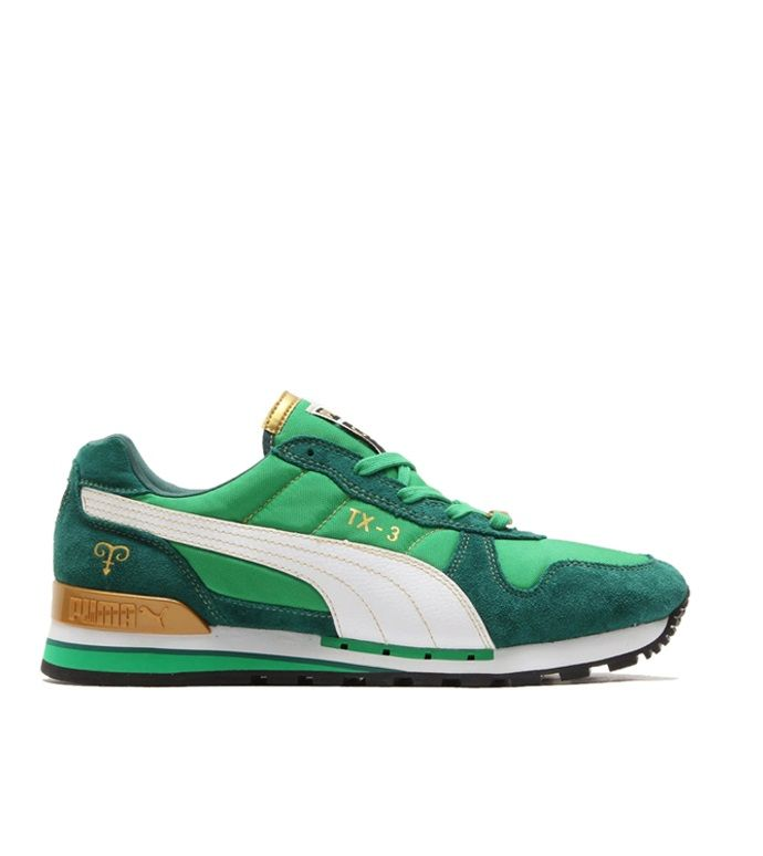 50693e089f5d Puma TX-3  Chinese New Year  Pack  Green