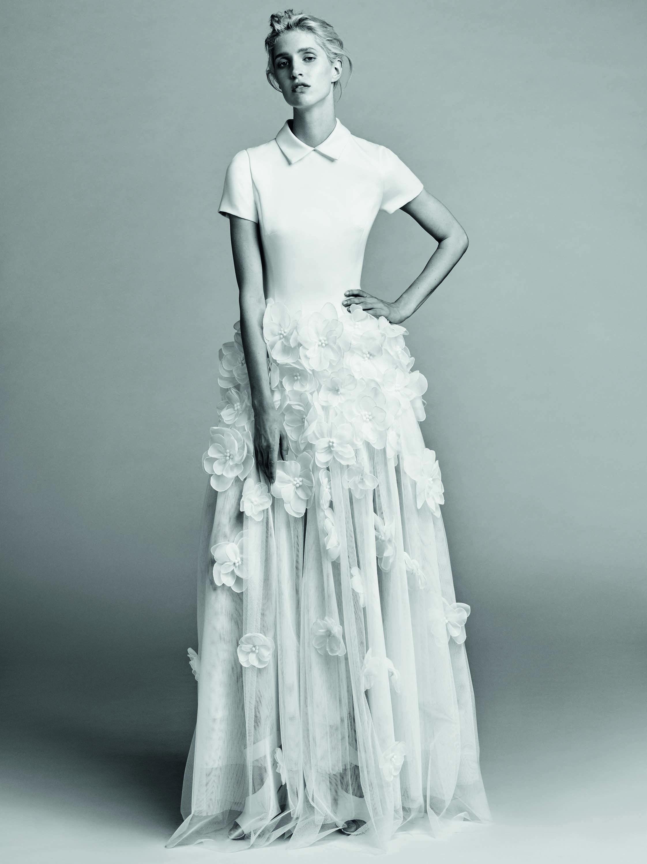 Amazing Vestido De Novia Vera Wang Contemporary - Wedding Ideas ...
