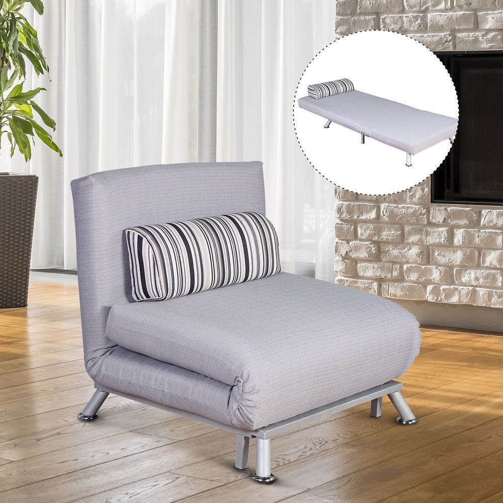 Best Single Sofa Bed Convertible Folding Recliner Chair With 400 x 300