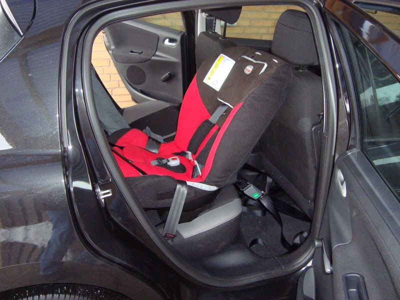 Britax Two Way Extended Rear Facing Car Seat Save Life