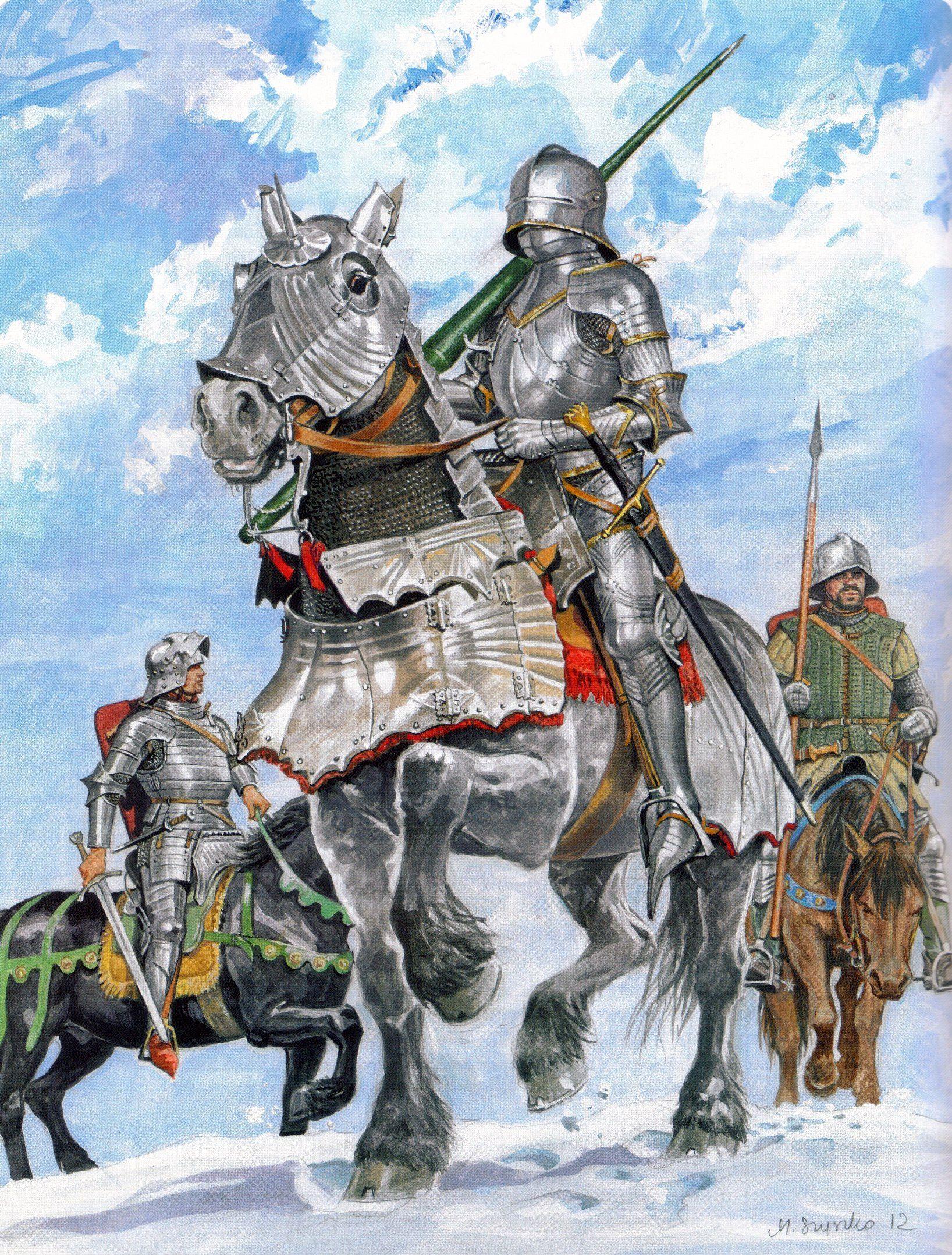 Crusaders Deutsch