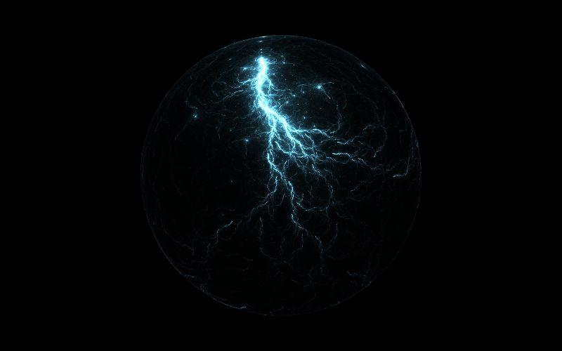 lightning orb