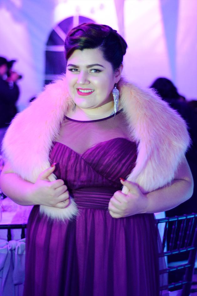 La Fatshionista Blog De Moda Curvy Outfit Sabor A Mi