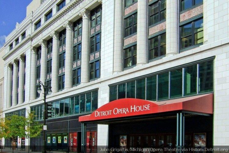 Detroit Opera House s gallery