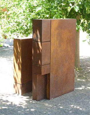 GARY  BEALS - Gary Beals - Conversation IV - Sculpturesite Gallery