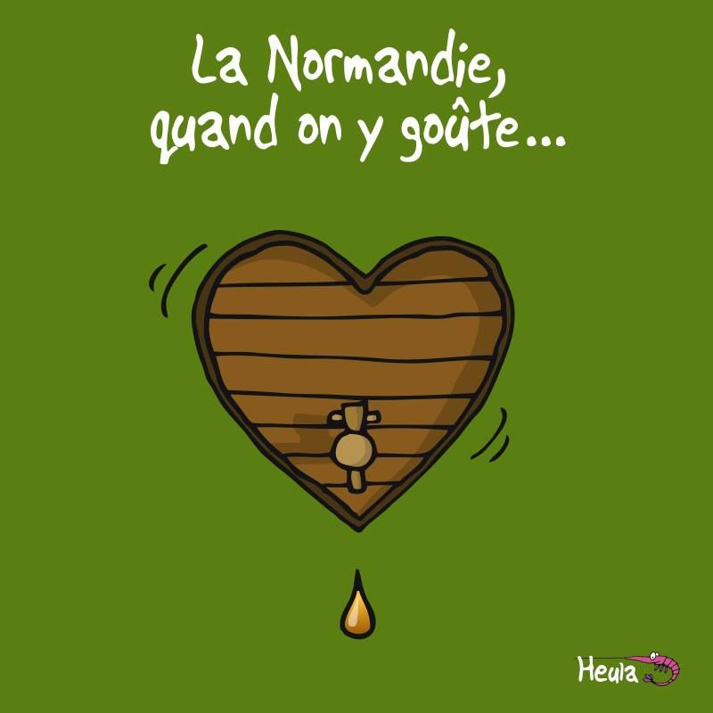 Epingle Sur Heula Normandie
