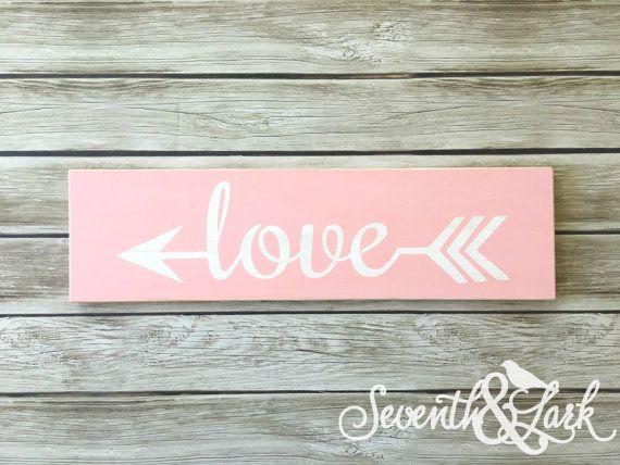 Diy kit wooden arrow sign love arrow rustic wood sign craft diy kit wooden arrow sign love arrow rustic wood sign craft kit do it yourself craft kit home decor diy craft kit solutioingenieria Gallery