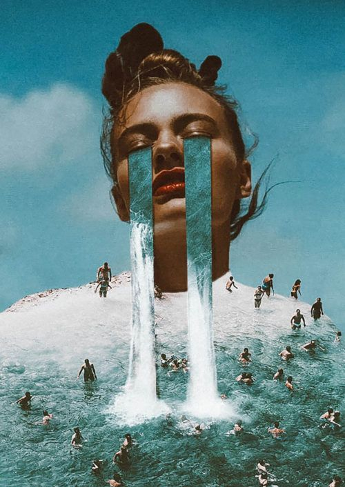 Lose your head over Denis Sheckler's portraits, our curiosities of the week #collage