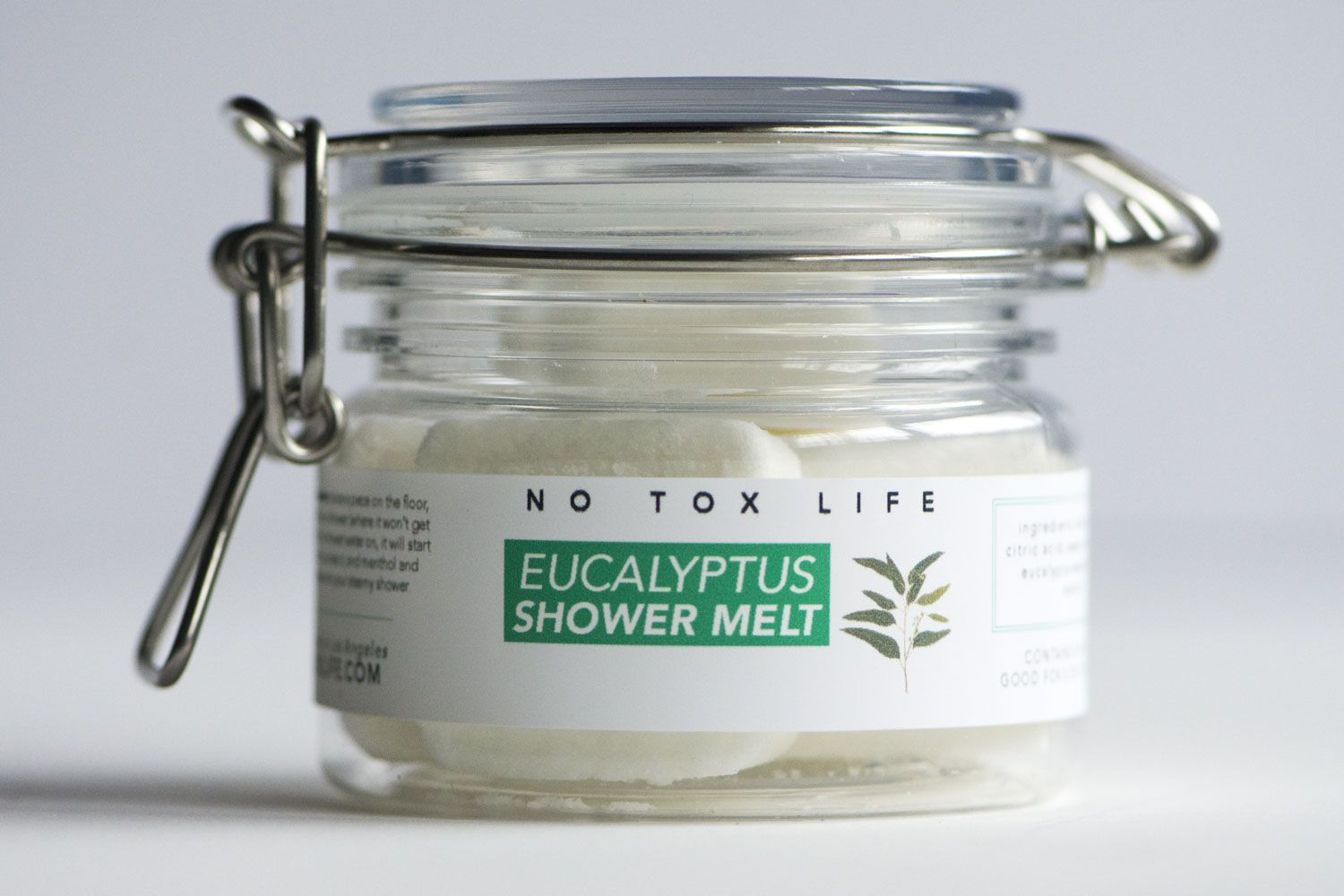 Eucalyptus Shower Melt – No  Tox  Life