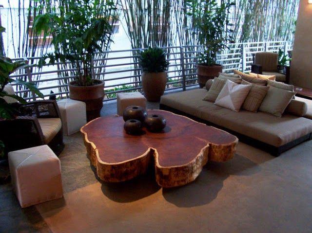 Fantastisch Couchtisch Massivholz Rotsen Rustikal Einzigartig