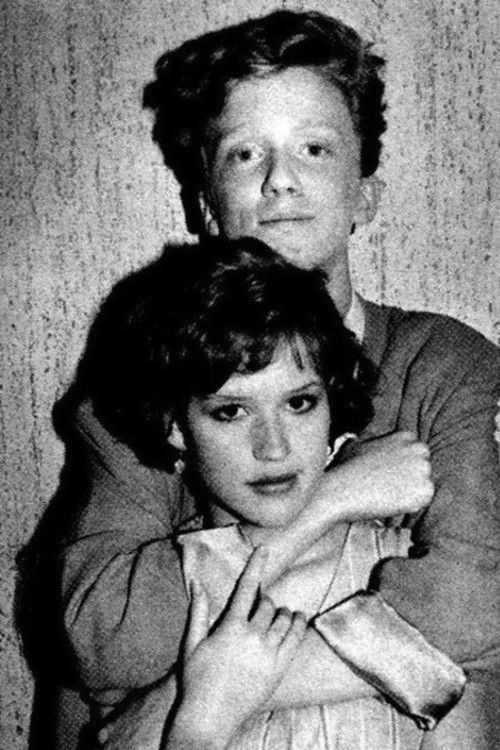 Molly Ringwald and Anthony Michael Hall | Anthony Michael ...