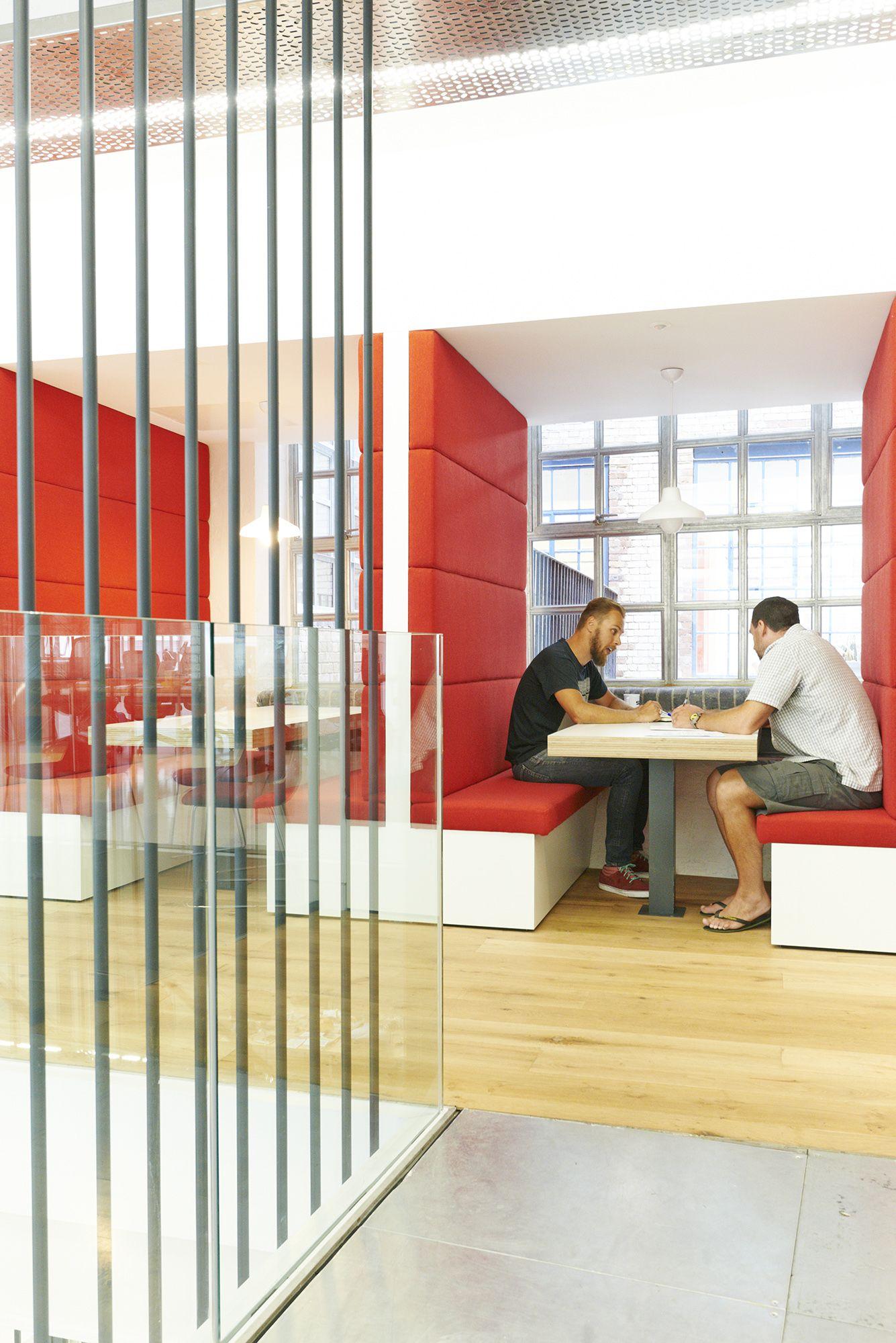 Moderne Bürogestaltung | recybuche.com