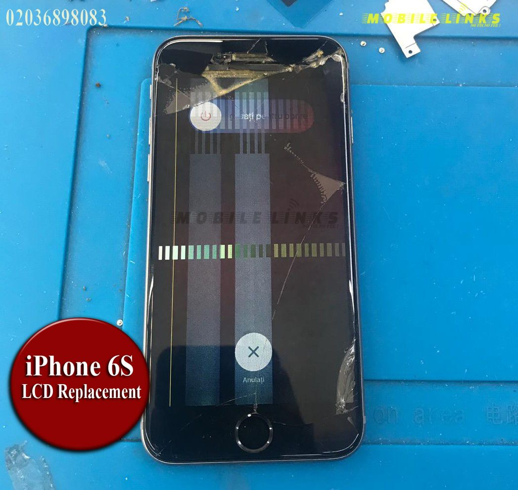 Instant iPhone 6S LCD Replacement Repair in East London