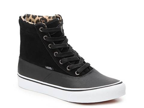 f663a7b5fe Vans Camden Hi Zipper High-Top Sneaker - Womens