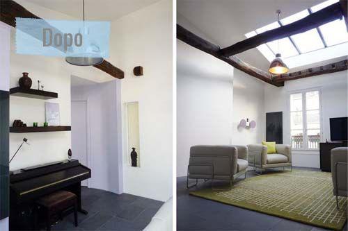 Prima e dopo a Parigi - dopo (soggiorno 2) | before and after ...