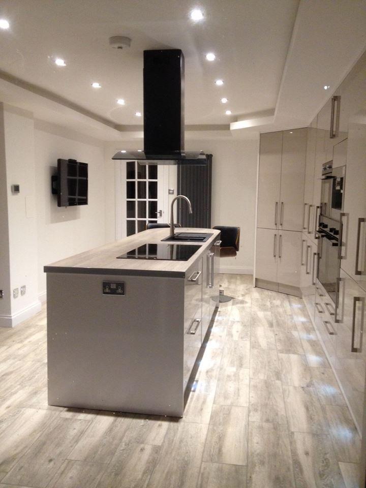 duropal clay sangha wenge worktop with aluminium edge. Black Bedroom Furniture Sets. Home Design Ideas