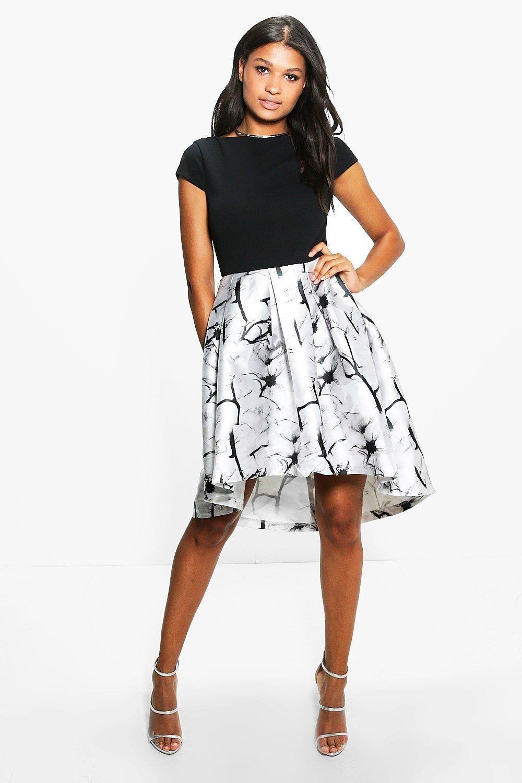 843b93c128 Natasha Lace Crop And Full Midi Skirt Co Ord Set – DACC