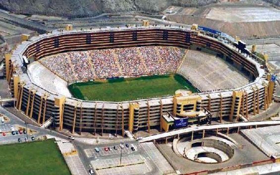 Estadio Monumental 80 093 Lima Peru Football Stadiums Stadium Soccer Team