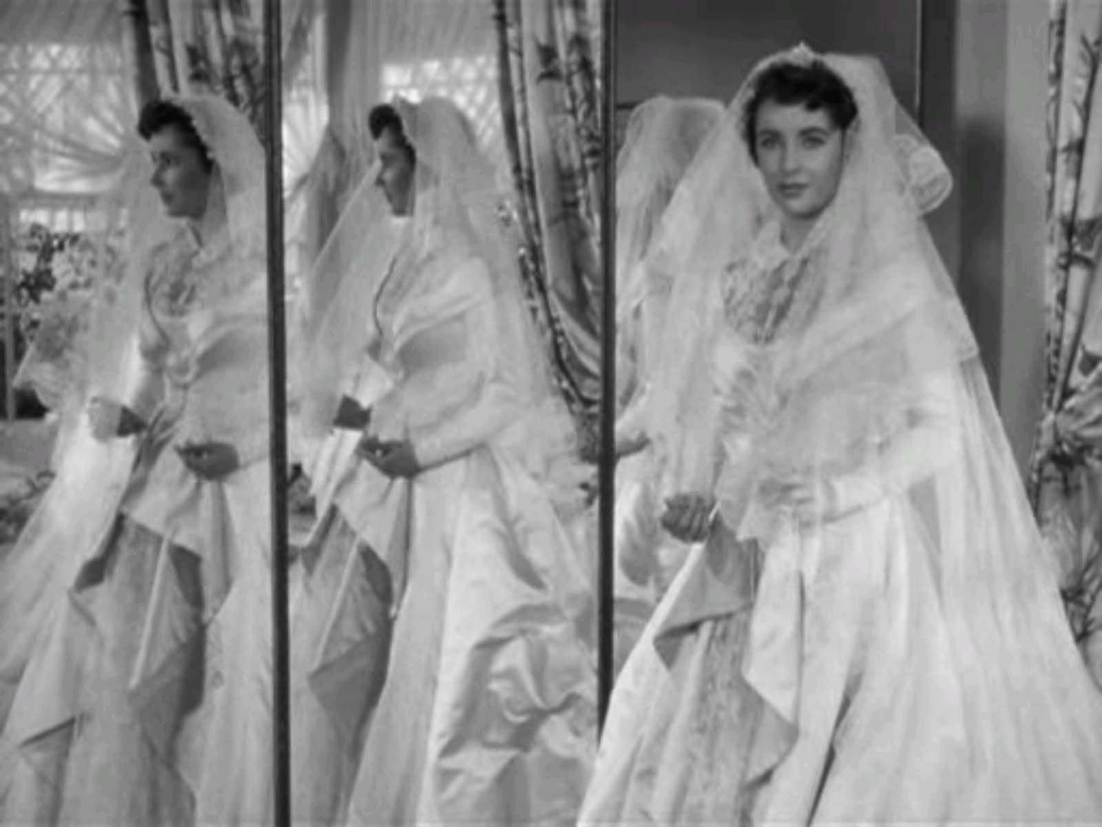 Elizabeth Taylor Father Of The Bride Wedding Dress Images