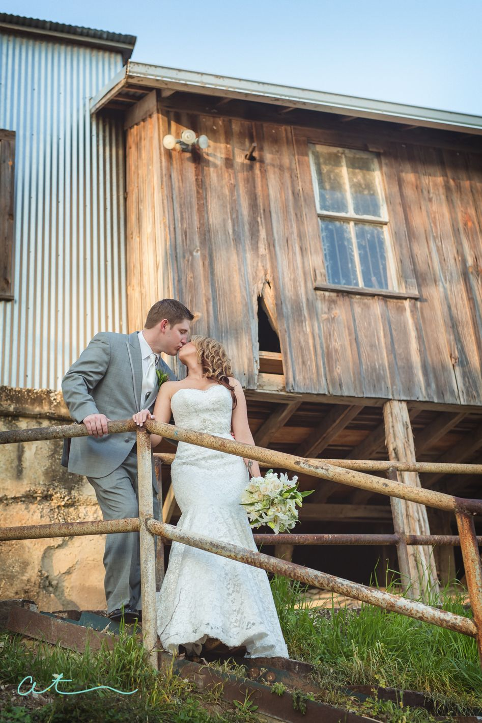 Zedler Mill Luling Texas Wedding