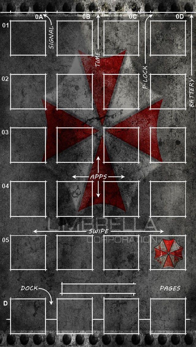 Umbrella corp iphone 5 blueprint wallpaper iphone 55s wallpaper umbrella corp iphone 5 blueprint wallpaper malvernweather Choice Image