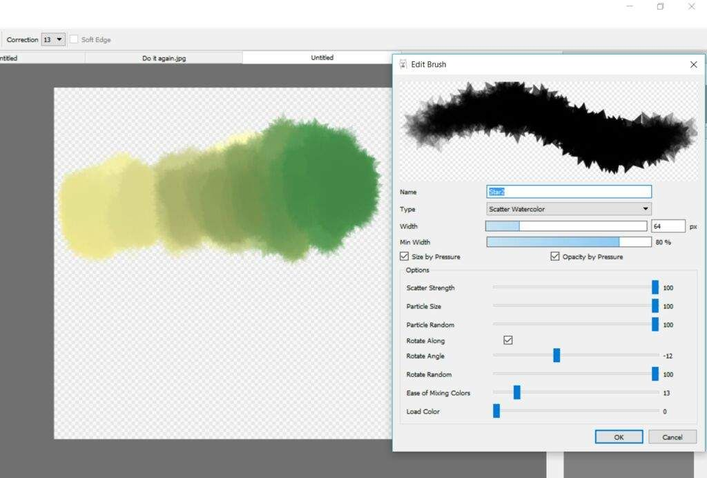 Image result for firealpaca cloud brushes | firealpaca